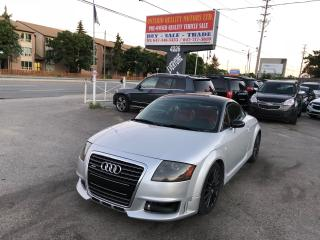 Used 2000 Audi TT for sale in Scarborough, ON