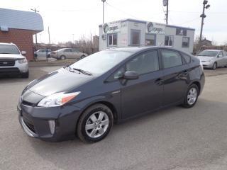 Used 2012 Toyota Prius Certified for sale in Kitchener, ON