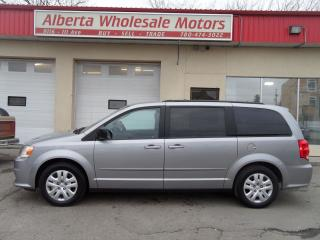 Used 2015 Dodge Grand Caravan SXT for sale in Edmonton, AB