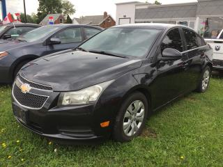 Used 2014 Chevrolet Cruze LT * Bluetooth * Premium Cloth Seating for sale in London, ON