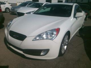 Used 2012 Hyundai GENESIS I4*HEATED SEATES - DRIVER AND PASS * LEATHER*POWER MOONROOF* for sale in London, ON