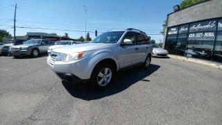 Used 2011 Subaru Forester 2.5X COMMODITE AWD CLEAN CARFAX for sale in Beloeil, QC