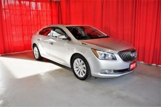 Used 2015 Buick LaCrosse Leather | Sunroof | Low KM for sale in Listowel, ON