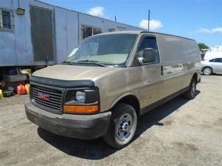 Used 2006 GMC Savana Reefer for sale in Mississauga, ON