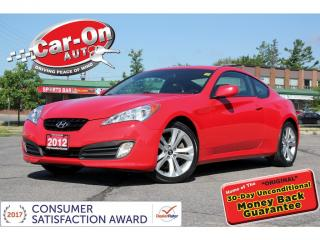 Used 2012 Hyundai Genesis Coupe 2.0T Premium LEATHER SUNROOF ONLY 60,000 KM for sale in Ottawa, ON