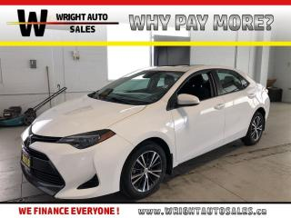 Used 2018 Toyota Corolla LE|SUNROOF|BLUETOOTH|BACKUP CAMERA|21,971 KMS for sale in Cambridge, ON