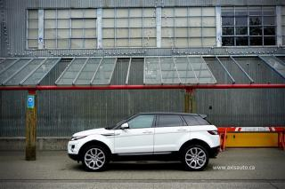 Used 2015 Land Rover Evoque - for sale in Burnaby, BC