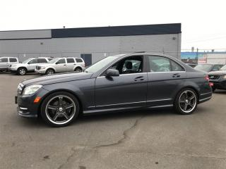 Used 2011 Mercedes-Benz C-Class C250 4Matic Fully Loaded Only 118,000Km 2 Sets of for sale in Langley, BC