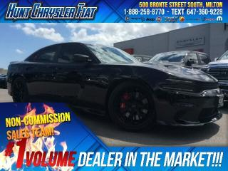 Used 2016 Dodge Charger SRT HELLCAT/CHARGER/HK AUDIO/707HP & MORE!! for sale in Milton, ON