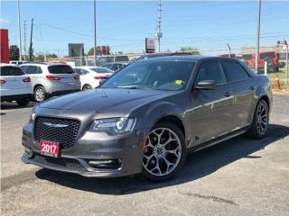 Used 2017 Chrysler 300 S**Leather**Navigation**Sunroof**Bluetooth** for sale in Mississauga, ON