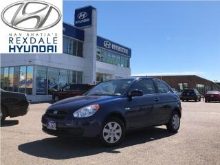 Used 2010 Hyundai Accent SE for sale in Toronto, ON