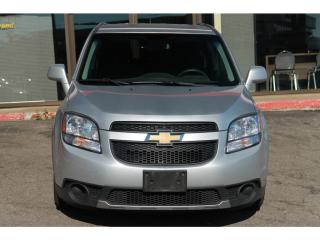 Used 2012 Chevrolet Orlando 1LT 7 Passenger | Accident-FREE | CERTIFIED for sale in Waterloo, ON