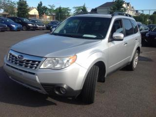Used 2011 Subaru Forester 2.5 X Touring Package for sale in Waterloo, ON