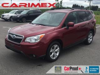 Used 2015 Subaru Forester 2.5i Convenience Package for sale in Waterloo, ON