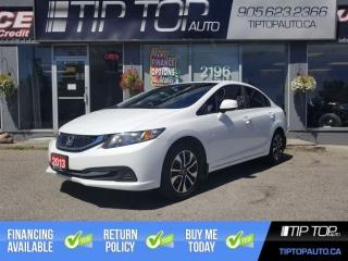 Used 2013 Honda Civic EX ** Manual, Sunroof, Bluetooth, Backup Cam ** for sale in Bowmanville, ON