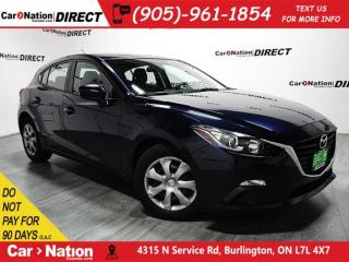 Used 2014 Mazda MAZDA3 Sport GX-SKY| PUSH START| WE WANT YOUR TRADE| for sale in Burlington, ON