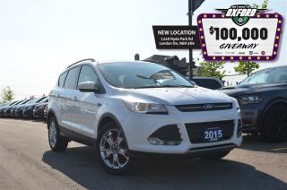 Used 2014 Ford Escape SE - Ecoboost, Bluetooth, Back Up Camp for sale in London, ON