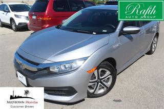 Used 2016 Honda Civic LX-Perfectly maintained for sale in North York, ON