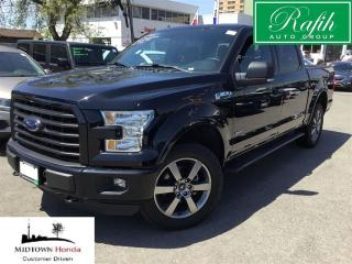 Used 2016 Ford F-150 4x4/Supercrew XLT/Short box for sale in North York, ON