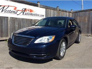 Used 2013 Chrysler 200 LX for sale in Stittsville, ON