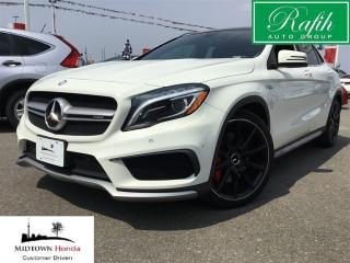 Used 2015 Mercedes-Benz GLA AMG Performance Package-Super clean for sale in North York, ON