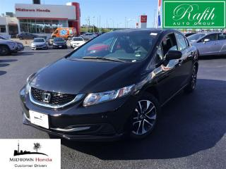 Used 2014 Honda Civic EX-Super clean-Local trade for sale in North York, ON