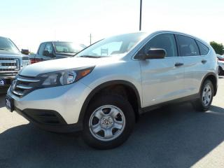 Used 2014 Honda CR-V LX 2.4L 4CYL AWD for sale in Midland, ON