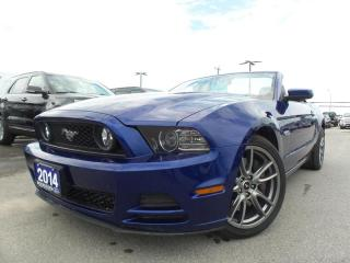 Used 2014 Ford Mustang GT 5.0L V8 Convertible for sale in Midland, ON