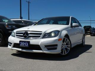 Used 2013 Mercedes-Benz C-Class C 350 3.5L V6 for sale in Midland, ON