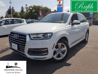 Used 2017 Audi Q7 3.0T Komfort Quattro-like new for sale in North York, ON