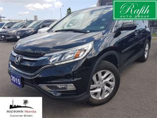 Used 2015 Honda CR-V EX-L AWD-Perfect service records for sale in North York, ON