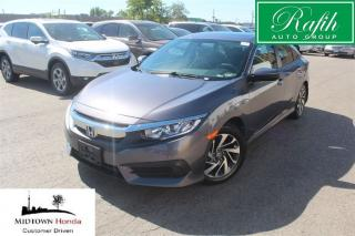 Used 2016 Honda Civic Sedan EX for sale in North York, ON