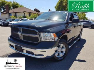 Used 2016 RAM 1500 SLT-4X4-NEW tires-One owner for sale in North York, ON