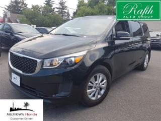 Used 2015 Kia Sedona LX-one owner-snow tires!!! for sale in North York, ON