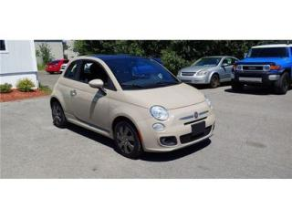 Used 2012 Fiat 500 Sport for sale in Saint-jerome, QC