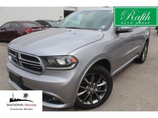 Used 2017 Dodge Durango GT for sale in North York, ON