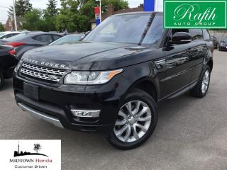 Used 2016 Land Rover Range Rover Sport V6 HSE-Supercharged-Self Park for sale in North York, ON