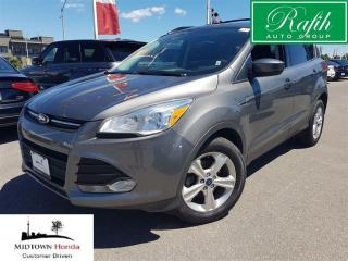 Used 2014 Ford Escape SE-FWD-NEW:tires and brakes for sale in North York, ON