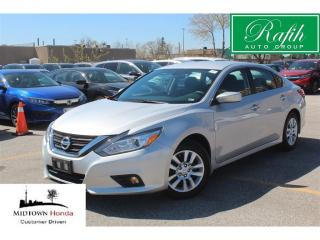 Used 2016 Nissan Altima 2.5 CVT-One owner-Super clean for sale in North York, ON