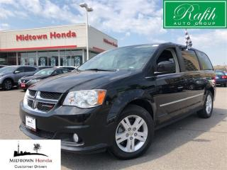 Used 2017 Dodge Grand Caravan Crew for sale in North York, ON