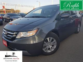 Used 2016 Honda Odyssey EX-L Navi-one owner-local trade for sale in North York, ON