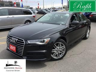 Used 2017 Audi A6 3.0T Progressiv Quattro-340HP!! for sale in North York, ON