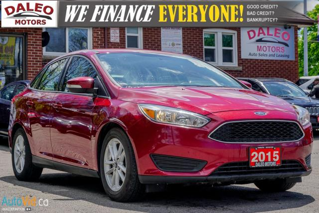 2015 Ford Focus SE | BACK UP CAM  | HEATED SEATS | BLUETOOTH |