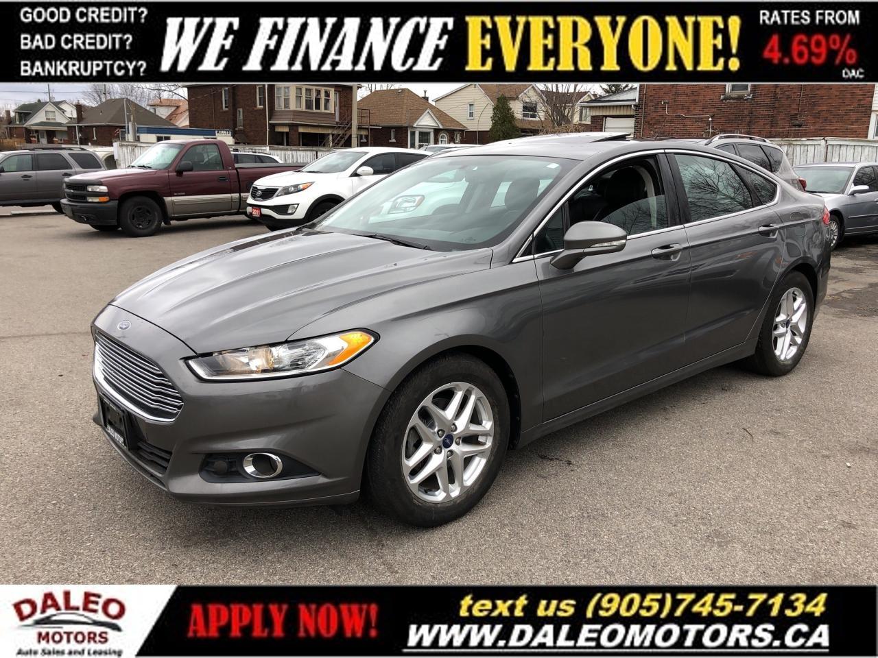 2013 Ford Fusion SE| BACKUP CAM|MEMORY/sunroof