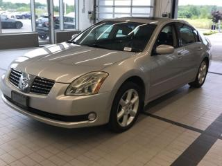 Used 2006 Nissan Maxima V6 3.5, low km's, no accidents for sale in Hornby, ON