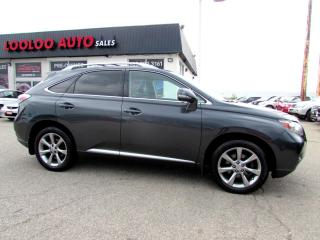 Used 2010 Lexus RX 350 AWD HEAD-UP DISPLAY NAVIGATION CAMERA CERTIFIED 2YR WARRANTY for sale in Milton, ON