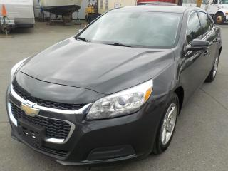 Used 2015 Chevrolet Malibu LT for sale in Burnaby, BC
