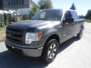 Used 2013 Ford F-150 ecoBoost XLT SuperCrew 5.5-ft. Bed 4WD for sale in Burnaby, BC