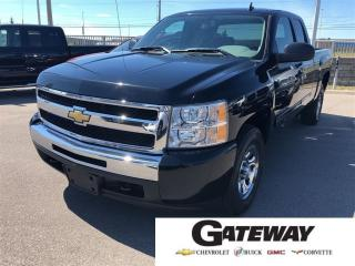 Used 2011 Chevrolet Silverado 4WD Ext Cab 143.5 LS Cheyenne Edition for sale in Brampton, ON