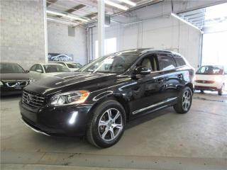 Used 2015 Volvo XC60 T6 Premier Plus for sale in Montréal, QC